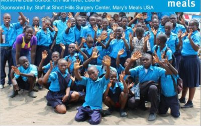 Short Hills Surgery Center Teams Up With Mary's Meals